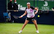 TENNIS - WTA - VIKING INTERNATIONAL EASTBOURNE 2021 220621