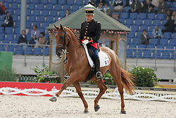 Perring Hubert (FRA)- Diabolo St Maurice<br />