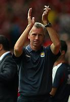 Photo: Paul Thomas.<br /> Liverpool v West Ham United. The Barclays Premiership. 26/08/2006.<br /> <br /> Alan Pardew, West Ham manager.