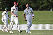 Matt Henry of Canterbury. Canterbury vs. Central Districts Day 2, 1st round of the 2021-2022 Plunket Shield cricket competition at Hagley Oval, Christchurch, on Sunday 24th October 2021.<br /> © Copyright Photo: Martin Hunter/ www.photosport.nz