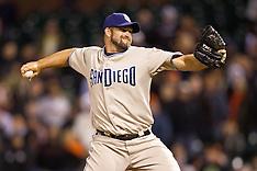 20100511 - San Diego Padres at San Francisco Giants (Major League Baseball)