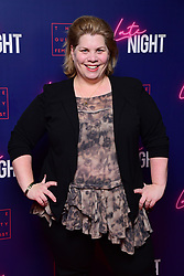 Katy Brand attending the Late Night event in association with The Guilty Feminist at Picturehouse Central, London.