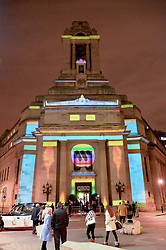 Atmosphere at the Warner Music Brit Party held at the Freemason's Hall, 60 Great Queen Street, London on 25th February 2015.