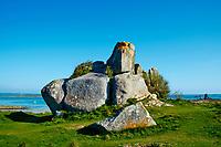 France, Finistère (29), Tréflez, dunes de Keremma // France, Briitany, Finistere, Treflez, Keremma dune