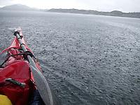 Heavy rain in Vågsfjorden - Regnvår i Vågsfjorden, Sogn og Fjordane