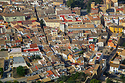 Town of Xàtiva or Jativa, Valencia province, Spain
