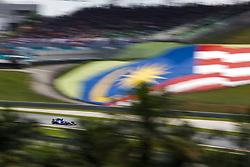September 30, 2017 - Sepang, Malaysia - Motorsports: FIA Formula One World Championship 2017, Grand Prix of Malaysia, ..#9 Marcus Ericsson (SWE, Sauber F1 Team) (Credit Image: © Hoch Zwei via ZUMA Wire)