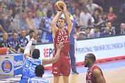 DESCRIZIONE :  Lega A 2014-15  EA7 Milano -Banco di Sardegna Sassari playoff Semifinale gara 7<br /> GIOCATORE : Melli Nicolò<br /> CATEGORIA : Low Tiro Tre Punti <br /> SQUADRA : EA7 Milano<br /> EVENTO : PlayOff Semifinale gara 7<br /> GARA : EA7 Milano - Banco di Sardegna Sassari PlayOff Semifinale Gara 7<br /> DATA : 10/06/2015 <br /> SPORT : Pallacanestro <br /> AUTORE : Agenzia Ciamillo-Castoria/A.Scaroni<br /> Galleria : Lega Basket A 2014-2015 Fotonotizia : Milano Lega A 2014-15  EA7 Milano - Banco di Sardegna Sassari playoff Semifinale  gara 7<br /> Predefinita :