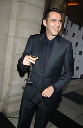 Designer ROLAND MOURET  at the 2005 British Fashion Awards held at The V&A museum, London on 10th November 2005.<br /><br />NON EXCLUSIVE - WORLD RIGHTS