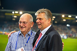 Gravemeier Kurt (GER), Buchman Jacky (BEL)<br /> S8 Mercedes-Benz Nations Cup<br /> Weltfest des Pferdesports CHIO Aachen 2014<br /> © Dirk Caremans