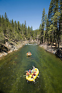 Stanislaus River - Whitewater rafting