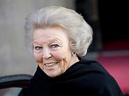 Princess Beatrix 80th birthday celebration, Amsterdam 04-02-2018