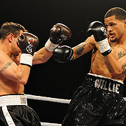 Will Williams v. Steve Lowry - Super Lightweight - Boxing - Rumble at the Rock VII - Photo Archive