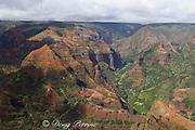 Waimea Canyon, Kauai, Hawaii, USA ( Central Pacific Ocean )