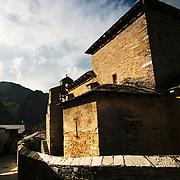 Church of Peñalba de Santiago