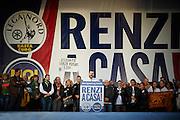 Matteo Salvini durante 'Renzi a casa' comizio organizzato dalla Lega Nord a Piazza del Popolo, Roma 28 febbraio 2015.  Christian Mantuano / OneShot <br /> <br /> Matteo Salvini during 'Renzi a casa' meeting organized by the Northern League in Piazza del Popolo, Rome February 28, 2015. Christian Mantuano / OneShot