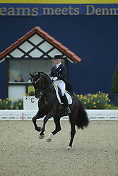 Nilshagen Therese, (SWE), Dante Weltino Old<br /> Qualification Grand Prix Kur<br /> Horses & Dreams meets Denmark - Hagen 2016<br /> © Hippo Foto - Stefan Lafrentz