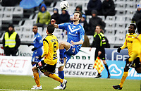 Fotball ,9. april 2012 , Adeccoligaen , 1. divisjon , Sarpsborg - Start 4-4<br /> Øyvind Hoås , Sarpsborg