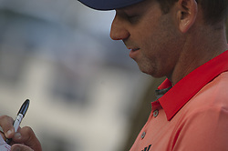 October 13, 2017 - Monza, Italy - Sergio Garcia of Spain on Day One of the Italian Open at Golf Club Milano (Credit Image: © Gaetano Piazzolla/Pacific Press via ZUMA Wire)