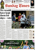 October 17, 2021 - AFRICA: Front-page: Today's Newspapers In Africa