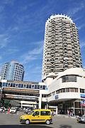 Israel, Tel Aviv, Dizengoff centre