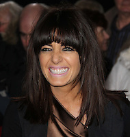 Claudia Winkleman Galaxy National Book Awards, BBC Television Centre, White City, London, UK, 10 November 2010: piQtured Sales: Ian@Piqtured.com +44(0)791 626 2580 (picture by Richard Goldschmidt)