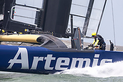 Day five practice Artemis Racing. 30th of July, 2013, Alameda, USA