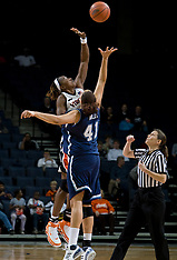 20080109 - Rhode Island at Virginia (NCAA Women's Basketball)