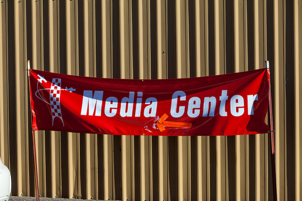 Only the best for the Media Center photographers.  2012 Reno Air Races.