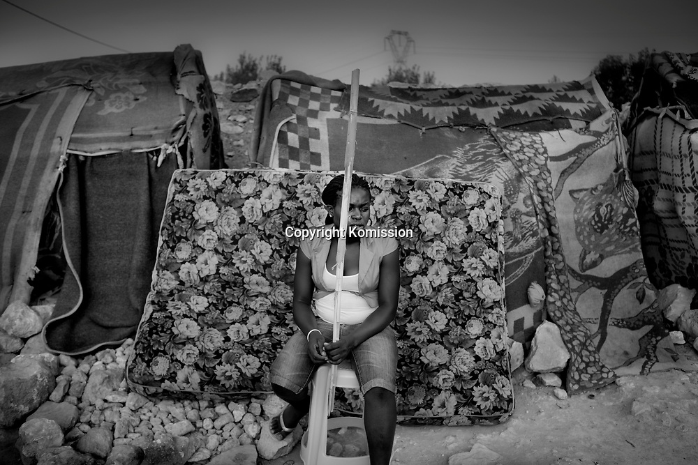 In an effort to escape war, violence, and poverty in their home countries in southern and western Africa, a number of women end up in the clutches of human traffickers. In reality they become slaves to be sold on as sex workers in Europe.