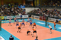 02-01-2020 SLO: Slovenia - Netherlands, Maribor<br /> Friendly volleyball match between National Men teams of Slovenia and Netherlands