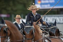Harm Mareike, GER, Amicello, Luxus Boy, Racciano, Sunfire, Zazou<br /> FEI European Driving Championships - Goteborg 2017 <br /> © Hippo Foto - Stefan Lafrenz