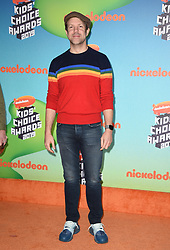 Jason Sudeikis attends Nickelodeon's 2019 Kids' Choice Awards at Galen Center on March 23, 2019 in Los Angeles, CA, USA. Photo by Lionel Hahn/ABACAPRESS.COM