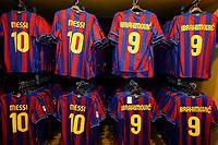 Fotball<br /> Frankrike<br /> Foto: DPPI/Digitalsport<br /> NORWAY ONLY<br /> <br /> FOOTBALL - UEFA CHAMPIONS LEAGUE 2009/2010 - GROUP F -  FC BARCELONA v DYNAMO KIEV - 29/09/2009