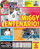 September 08, 2021 - LATIN AMERICA: Front-page: Today's Newspapers In Latin America