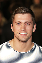 Dan Osborne, Pride And Prejudice And Zombies - European Film Premiere,  Leicester Square, London UK, 1 February 2016, Photo by Richard Goldschmidt /LNP © London News Pictures
