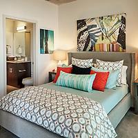 Skyhouse Charlotte Bedroom - Charlotte, NC