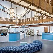 HGA- Arden Library Renovation
