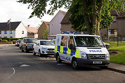 """Pictured: <br /> <br /> Police Scotland are appealing for information after a firearm was discharged in the direction of a house in Dalkeith.  The incident took place on Woodburn Road and was reported around 12.10am on Sunday 18 June 2017. No one was injured and it does not appear that any damage was caused to the property.<br /> <br /> Chief Inspector Kenny Simpson, Area Commander for Midlothian, said: """"We're currently treating this as a targeted incident and I want to thank the local community for their patience as enquiries are conducted.<br /> <br /> Ger Harley   EEm 18 June 2017"""