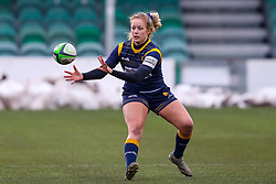 Sarah Nicholas of Worcester Warriors Women  - Mandatory by-line: Nick Browning/JMP - 09/01/2021 - RUGBY - Sixways Stadium - Worcester, England - Worcester Warriors Women v DMP Durham Sharks - Allianz Premier 15s