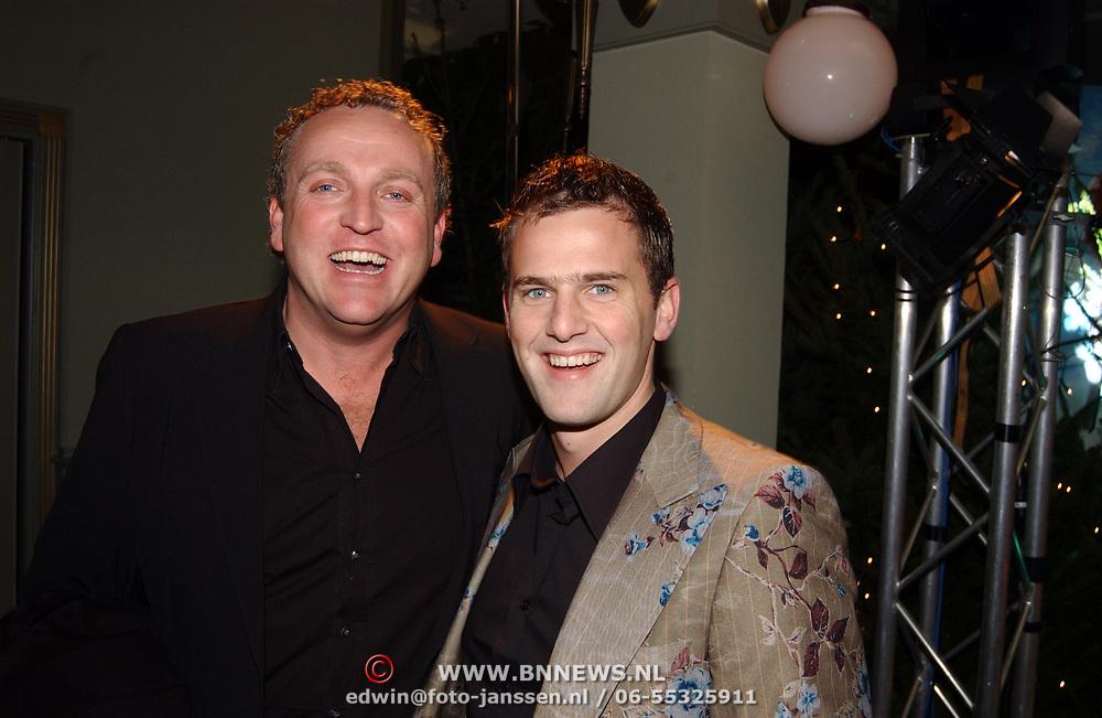 Kerstborrel Princess 2004, Jacob van Rozelaar, Gordon
