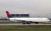 Delta Air Lines Airbus A330-323 at Milan - Malpensa (MXP / LIMC)