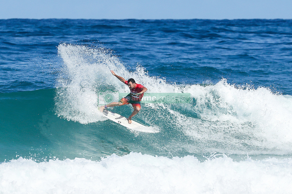 Joel Parkinson of Australia will surf in Round Two of the 2017 Billabong Pipe Masters after placing second in Heat 1 of Round One at Pipe, Oahu, Hawaii, USA