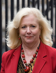 © London News Pictures. 22/11/2011. London, UK.  Former business adviser of supermodel Elle Macpherson, MARY-ELLEN FIELD outside The Royal Courts of Justice today (22/11/2011) after giving evidence at the Leveson Inquiry into press standards. The inquiry is being lead by Lord Justice Leveson and is looking into the culture, and practice of the UK press. The Leveson inquiry, which may take a year or more to complete, comes after The News of The World Newspaper was closed following a phone hacking scandal. Photo credit : Ben Cawthra/LNP