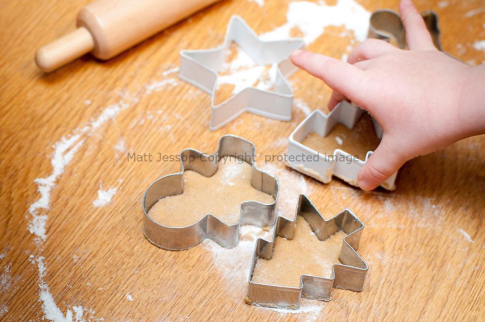 Baking shapes