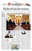 March 07, 2021 (ASIA-PACIFIC): Front-page: Today's Newspapers In Asia-Pacific