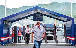 09.07.2017, Red Bull Ring, Spielberg, AUT, FIA, Formel 1, Grosser Preis von Österreich, Rennen, im Bild Dietrich Mateschitz (AUT) Red Bull Gruender und Eigentuemer // CEO and Founder of Red Bull Dietrich Mateschitz (AUT) during the Race of the Austrian FIA Formula One Grand Prix at the Red Bull Ring in Spielberg, Austria on 2017/07/09. EXPA Pictures © 2017, PhotoCredit: EXPA/ JFK