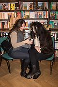 PAULA DIANA; MAKI ABOO, A Scribbler in Soho: A Celebration of Auberon Waugh, Daunt BooksLondon. 30 January 2019