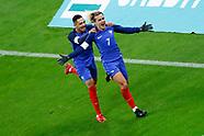 FOOTBALL - FRIENDLY GAME - FRANCE v WALES 101117