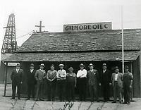 1933 Gilmore Oil on Third St. near Fairfax Ave.